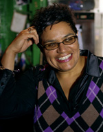 Our Patron Jackie Kay