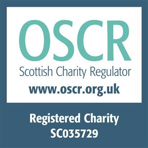 Registered Scottish Charity: SCIO (Scottish Charitable Incorporated Organisation)