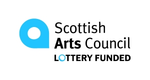 Scottish Arts Council Lottery Funded